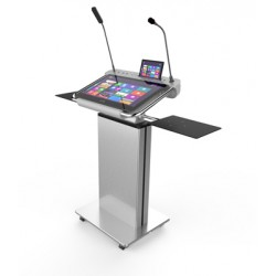 Digital Podium With All-In-1-PC (Touch Screen) HJ-27D