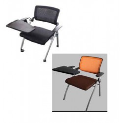 School Furniture Interactive chair (Simple Chair With Table) Cushion Seat  JC-HD09