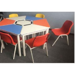 School Furniture Interactive chair (Simple Chair for Training Table) JC-HD10