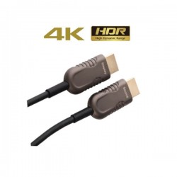 Liberty HDMI Optical Fiber Cable 20 mtrs ( AOC 2.0, 4K )
