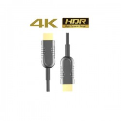 Liberty HDMI Optical Fiber Cable 30 mtrs ( AOC 2.0, 4K )