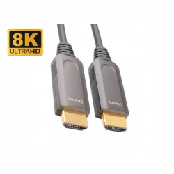 Liberty HDMI Optical Fiber Cable 50 Mtrs ( AOC 2.1, 8K )