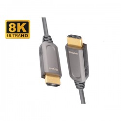Liberty HDMI Optical Fiber Cable 60 Mtrs ( AOC 2.1, 8K )