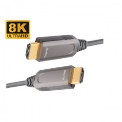 Liberty HDMI Optical Fiber Cable 25 Mtrs ( AOC 2.1, 8K )