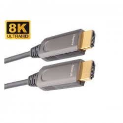 Liberty HDMI Optical Fiber Cable 30 Mtrs ( AOC 2.1, 8K )