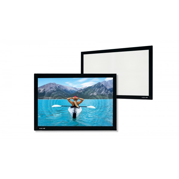 "Liberty  Screen Pro 100"" T8 (2.35:1)  Fixed Frame Screen  60MM"