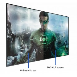"Liberty Grandview ALR Edge Fixed Frame Screen 100"" 16:9 DY3"