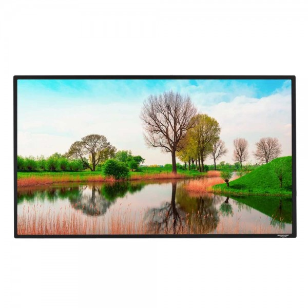 "Liberty Grandview 100""(16:9) Edge Fixed Frame Screen With 2.9 Cms Frame With Perforated"