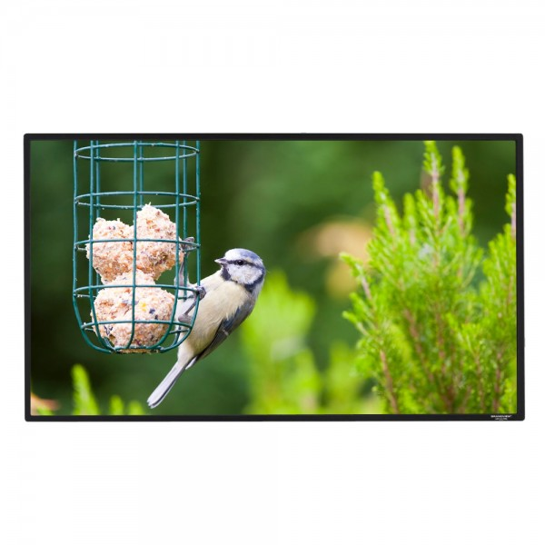 """Liberty Grandview 94""""(16:10) Edge Fixed Frame Screen With 2.9 Cms Frame With Perforated"""