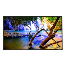 "Liberty Grandview (4'x7')92""(16:9) Edge Fixed Frame Screen With 2.9 Cms Frame With Matt White"