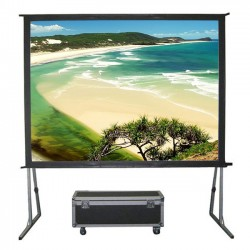 "Liberty Grandview 250"" (4:3) Fast Fold Screen with Matt White"