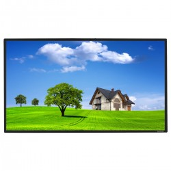 "Liberty Grandview 77"" (16:9) Prestige Fixed Frame Screen with 8cm Frame and Acoustic Weaved"