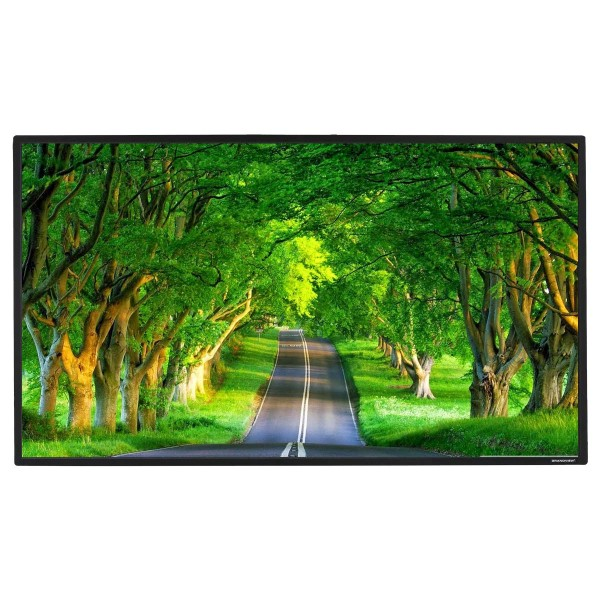 "Liberty Grandview Prestige Fixed Frame Screen 106"" 16:9 HD Matte White"