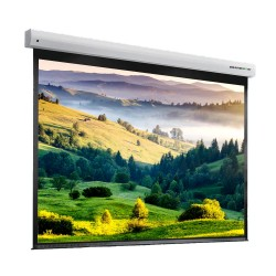 "Liberty Grandview 106"" (16:9) Cyber Series IP Multi Control Screen With Fiber Glass"