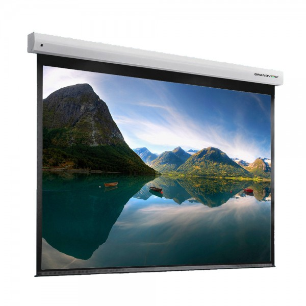 "Liberty Grandview (6'x8')120"" (4:3) Cyber Series IP Multi Control Screen With Fiber Glass"
