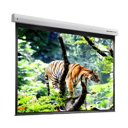 "Liberty Grandview 200"" (16:9) Cyber Series IP Multi Control Screen With Fiber Glass"