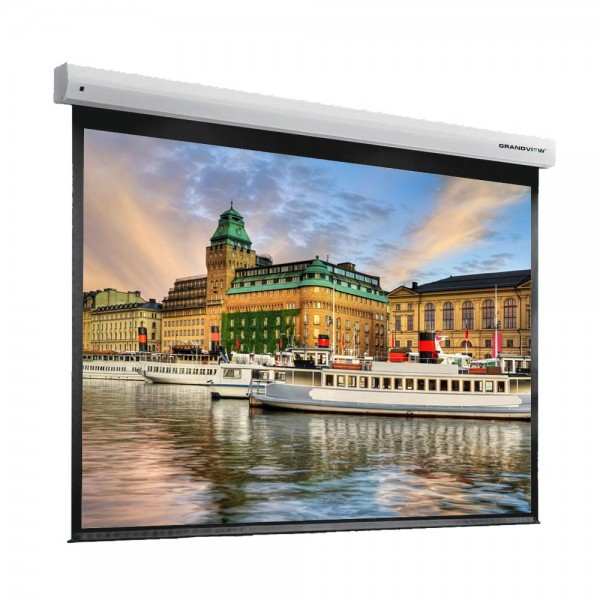 "Liberty Grandview 72"" (4:3) Cyber Series IP Multi Control Screen With Fiber Glass"