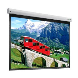 "Liberty Grandview 77"" (16:9) Cyber Series IP Multi Control Screen With Fiber Glass"
