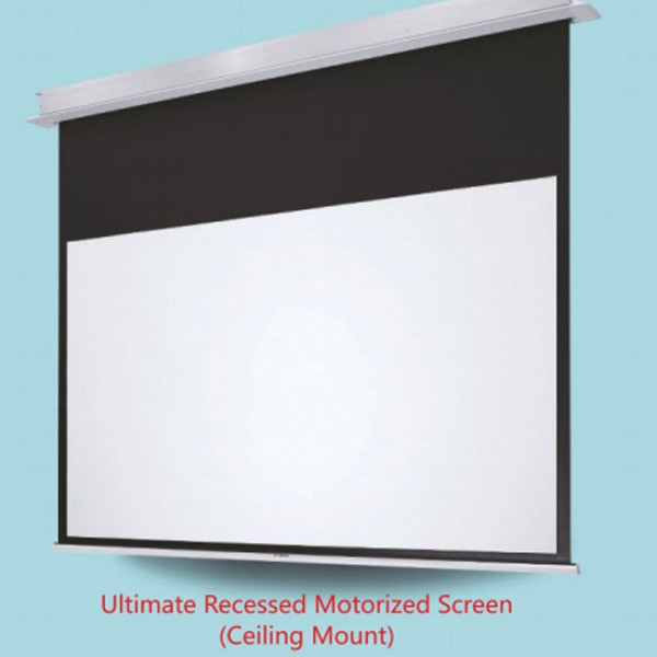 "Liberty Grandview 72"" (4:3) Cyber Series IP Multi Control Screen With Fiber Glass"