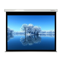"Liberty Grandview 250"" (16:10) Large Stage Fantasy A  with Matte White (WM9) Fabric- Screen"