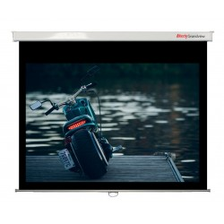 "Liberty Grandview 72"" (4:3) CNV Series Manual Screen"