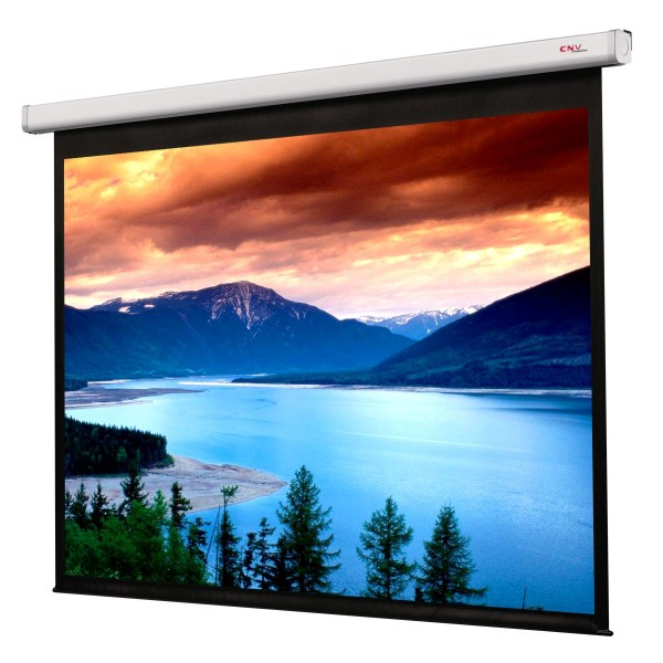 "Liberty Grandview Synchro Motor ( 6'x4')84"" (4:3) CNV Series Motorized Screen"