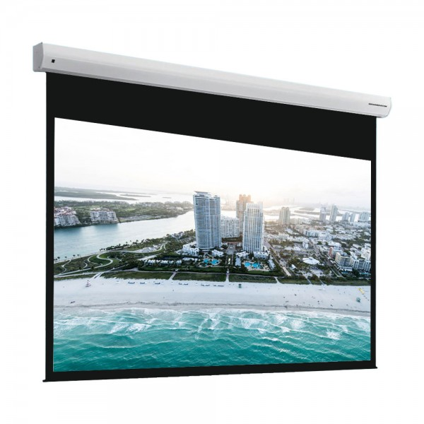 "Liberty Grandview 100"" (16:9) Fancy Motorized Screens"