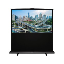 "Liberty Grandview 60""(4:3) Portable X/Y Floor Up Screen With Matt White"