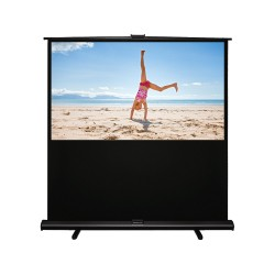 "Liberty Grandview 82""(16:10) Portable X/Y Floor Up Screen With Matt White"