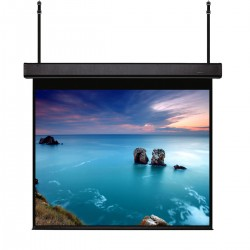 "Liberty Grandview 110"" (2.35:1) Skyshow Screen With Matt White"