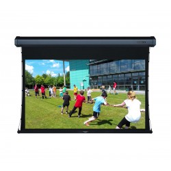 "Liberty Grandview (4'X7')92"" (16:9) Cyber Series Tab-Tension Screen with HD Matte White"