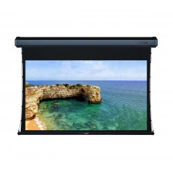 """Liberty Grandview (4'X7') 92"""" (16:9) Cyber Series Tab-Tension Screen with Acoustic Weaved"""