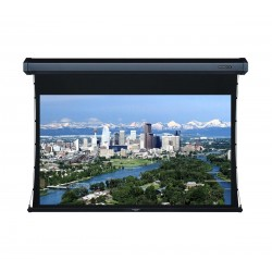 """Liberty Grandview 106"""" (16:9) Cyber Series Tab-Tension Screen with Acoustic Weaved"""