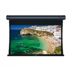 """Liberty Grandview (5'X9')120"""" (16:9) Cyber Series Tab-Tension Screen with Acoustic Weaved"""