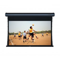 """Liberty Grandview 133"""" (16:9) Cyber Series Tab-Tension Screen with Acoustic Weaved"""