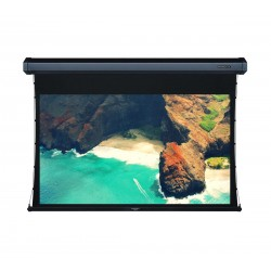 """Liberty Grandview 94"""" (16:10) Cyber Series Tab-Tension Screen with Acoustic Weaved"""