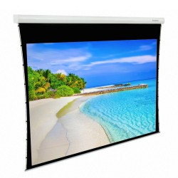 "Liberty Grandview (6'X4')84"" (4:3) Fancy Motorized Tab-Tension Screen"