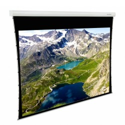 "Liberty Grandview 120"" (2.35:1) Fancy Motorized Tab-Tension Screen"