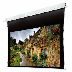 """Liberty Grandview 100"""" (16:9) Hide Tech Recessed Tab-Tension Screen Without Trap Door"""