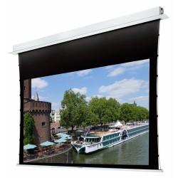 """Liberty Grandview 106"""" (16:9) Hide Tech Recessed Tab-Tension Screen Without Trap Door"""
