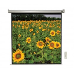 "Liberty View 84"" (6'x4') (4:3) Motorized Screen with Remote"