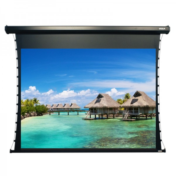 "Liberty Vega Show Hermes Tab-tensioned Screen 84""(16:10) Wide Format"