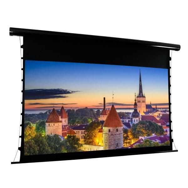 "Liberty Vega Show Premium Multi Control Tab-Tensioned Screens (6'X8')120""(4:3) Video Format"