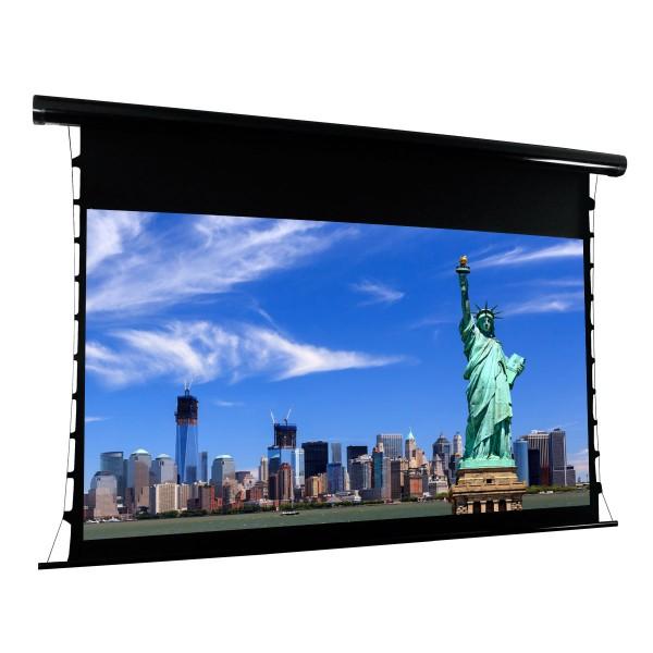 "Liberty Vega Show Premium Multi Control Tab-Tensioned Screens (8'X10') 150""(4:3) Video Format"