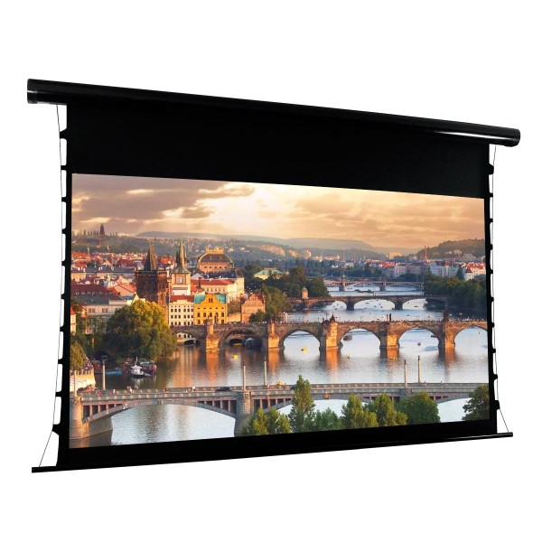 "Liberty Vega Show Premium Multi Control Tab-Tensioned Screens 100""(16:10) Wide Format"