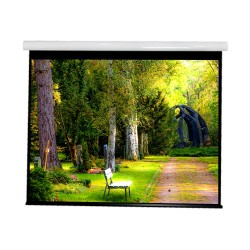 "Liberty Vega show Supreme Tab-Tensioned Screen (6'X4') 84""(4:3) Video Format with Matte White"