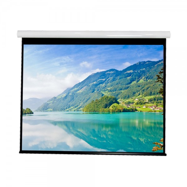 "Liberty Vega show Supreme Tab-Tensioned Screen( 6'X4') 84""(4:3) Video Format with Matte Gray"