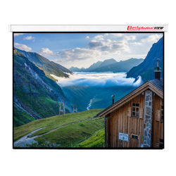 "Liberty Redleaf View 164"" (16:10) Motorized Screen with 4 in 1 Remote & Tubular motor"