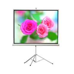 "Liberty Vega 92"" (16:9) Athena Eco-line Portable Tripod Screen"