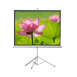 "Liberty Vega 110"" (16:9) Athena Eco-line Portable Tripod Screen"